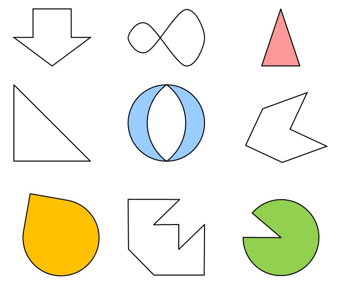 Drawing Lines Of Symmetry : G finding lines of symmetry ‹ opencurriculum